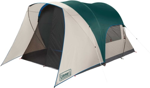 Coleman 11-Foot 4-Person Cabin Tent w/ Screened Porch for $140 + free shipping