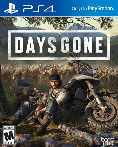 Days Gone for PS4 for $20 + free shipping