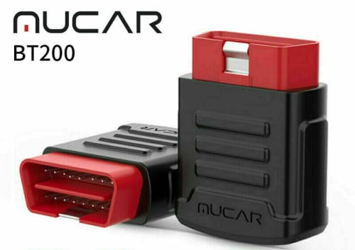 Nucar OBD2 Automotive Scanner for $31 + free shipping