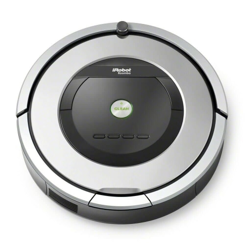 Refurb iRobot Roomba 860 Robotic Vacuum for $153 + free shipping