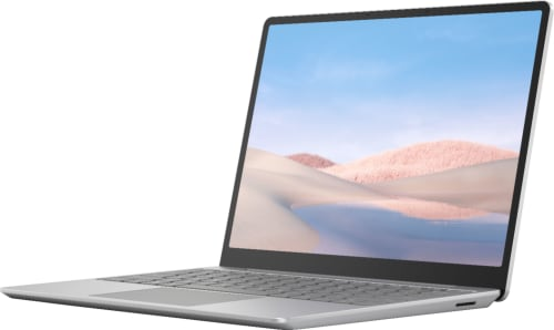 """Microsoft Surface Laptop Go 10th Gen i5 12.4"""" Touchscreen Laptop for $600 + free shipping"""