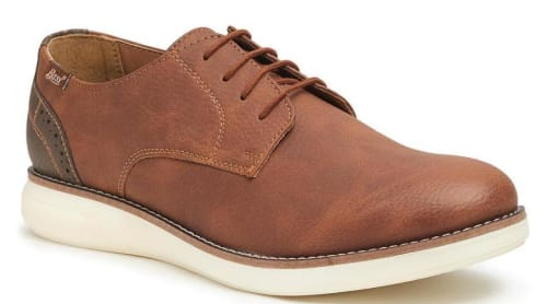G.H. Bass & Co. Men's Randell Lace Up Shoes for $15 + free shipping w/ $50