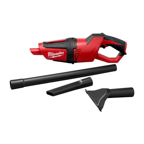 Milwaukee M12 12V Cordless Handheld Vacuum (Tool Only) for $55 + free shipping