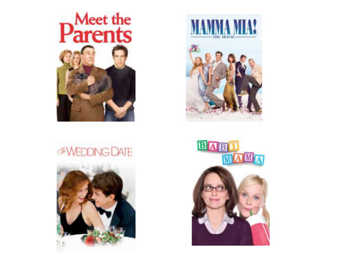 Comedies of the 2000s: 3 for $15