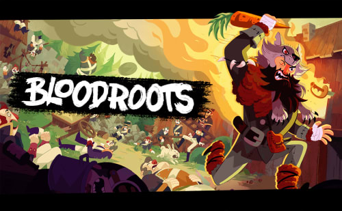 Bloodroots for Switch for $2