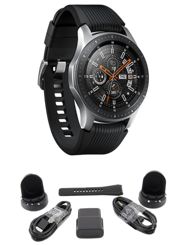 Open-Box Samsung Galaxy 46mm Bluetooth Watch for $139 + free shipping