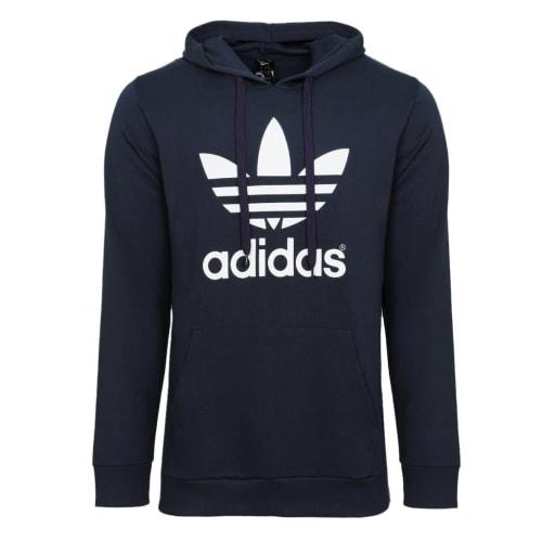 adidas Men's Trefoil Fleece Hoodie for $18 + $5.95 s&h