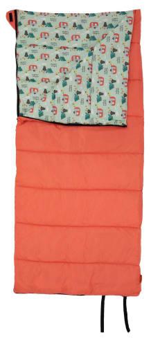 Ozark Trail Happy Camper 50F Sleeping Bag for $10 + free shipping w/ $35