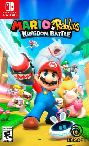 Mario + Rabbids Kingdom Battle for Switch for $15 + pickup