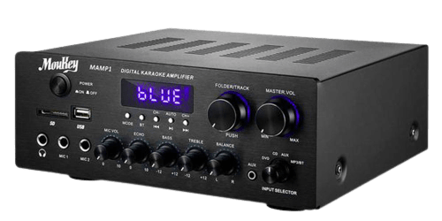 Moukey Bluetooth Power Amplifier System for $51 + free shipping
