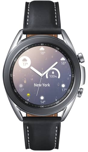 Samsung Galaxy Watch3 Bluetooth Smartwatch from $129 w/ trade-in + free shipping