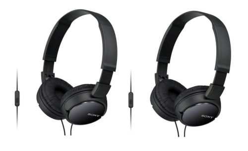 Refurb Sony Extra Bass Headphones 2-Pack for $25 + free shipping
