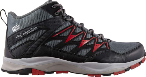 Columbia Men's Wayfinder Mid Waterproof Hiking Boots for $59 + free shipping