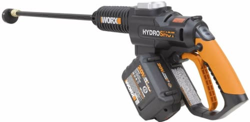 Refurb Worx HydroShot 20V 4Ah MaxLithium Cordless Power Washer for $68 + free shipping