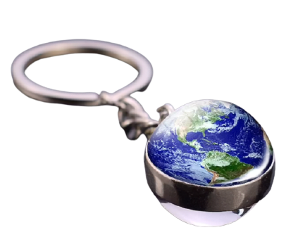 Solar System Planet Keyring for $4 + $5.99 s&h