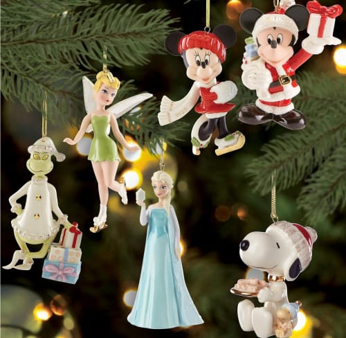 Christmas Ornaments and Decor at Macy's: up to 60% off + extra 25% off + free shipping w/ $25