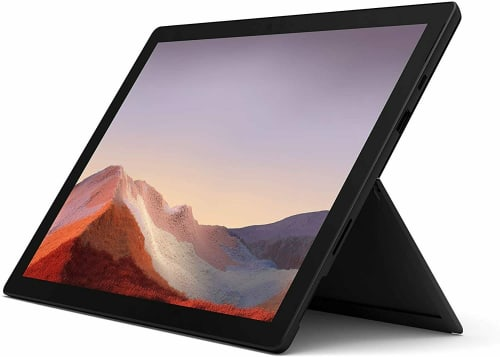 """Certified Refurb Microsoft Surface Pro 7 10th-Gen. i5 256GB 12.3"""" Windows Tablet for $739 + free shipping"""