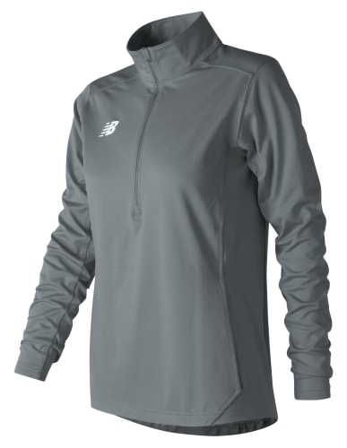 New Balance Women's Lightweight Solid Half Zip Jacket for $20 + free shipping