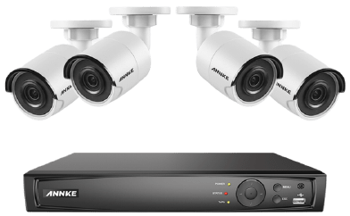 Annke 8MP Ultra HD PoE IP Security Camera for $386 + free shipping