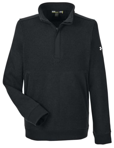 Under Armour Men's Elevate Quarter Zip Sweater for $36 + $5.95 s&h