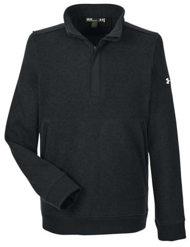 Under Armour Men's Elevate Quarter Zip Sweater for $36 + $5.95 s&h