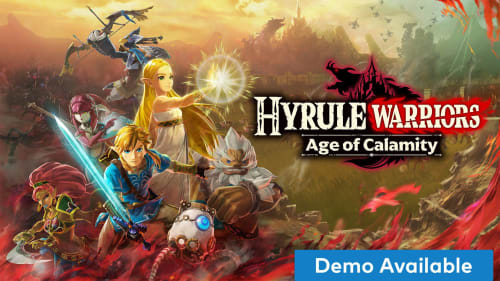 Hyrule Warriors: Age of Calamity Demo for Nintendo Switch for free