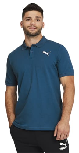 PUMA Men's Essentials Pique Polo for $13 + free shipping