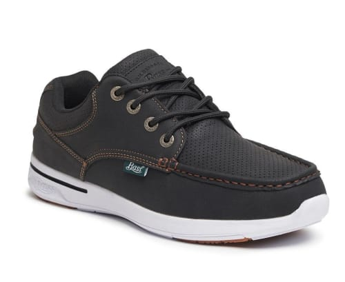 G.H. Bass & Co. Men's Aiden Boater Shoes for $15 + free shipping w/ $50