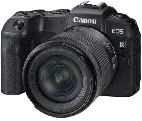Canon EOS RP Mirrorless Digital Camera with 24-105mm f/4-7.1 Lens for $999 + free shipping