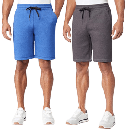 32 Degrees Men's Neo Tech Shorts 2-Pack for $15 + free shipping w/ $32