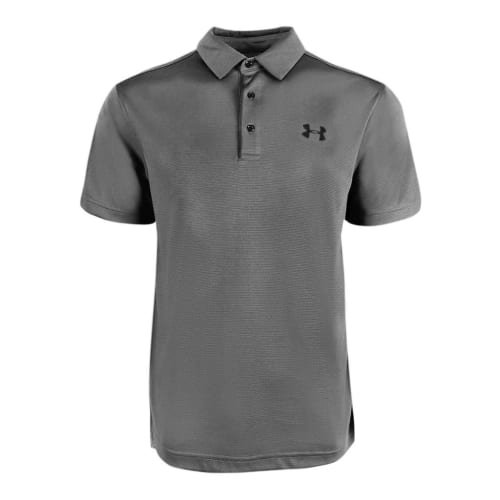 Under Armour Men's Ribbed Golf Polo for $60 for 3 + free shipping