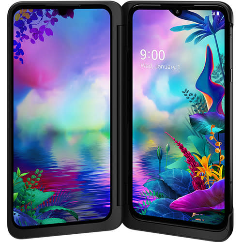 Unlocked LG G8X ThinQ Dual Screen 128GB Android Smartphone for $500 + free shipping