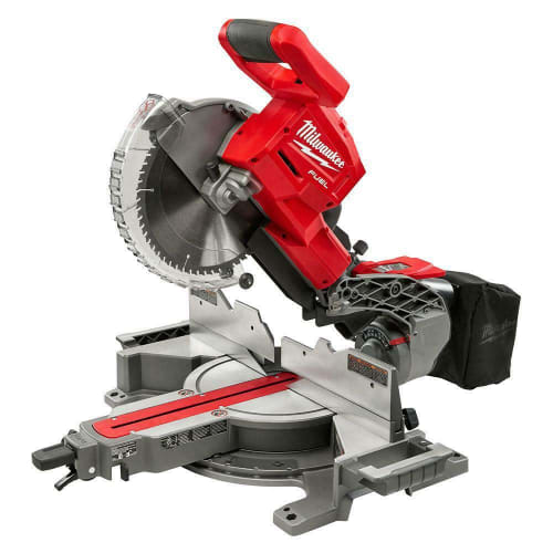 Milwaukee M18 Fuel Dual Bevel Sliding Compound Miter Saw for $399 + free shipping