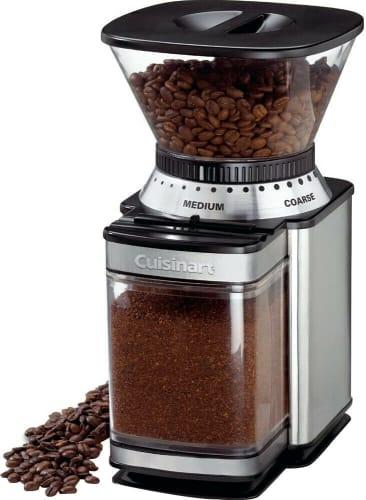 Certified Refurb Cuisinart Supreme Grind Automatic Burr Mill for $34 + free shipping