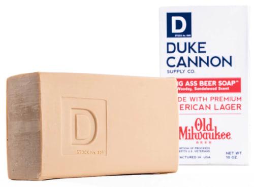 Duke Cannon 10-oz. Bar Soap for $12 for 2 + pickup
