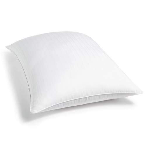 Charter Club Superluxe REBOUND 300-Thread Count Medium Density King Pillow for $10 + free shipping w/ $25