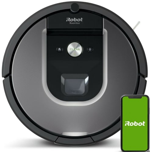Certified Refurb iRobot Roomba 960 Robot Vacuum for $200 + free shipping