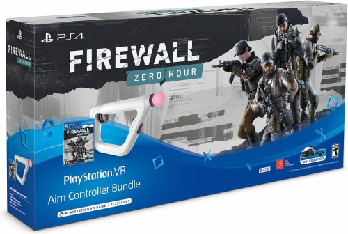 Sony PlayStation VR Aim Controller w/ Firewall: Zero Hour for PS4 for $60 + free shipping