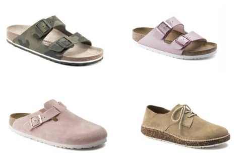 Birkenstock Last Chance Sale from $42 + free shipping
