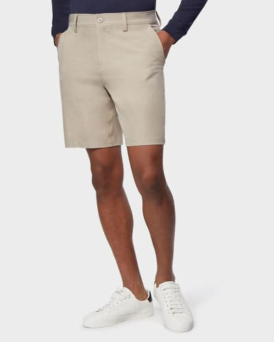 32 Degrees Men's Stretch Woven Shorts for $12 + $5 s&h