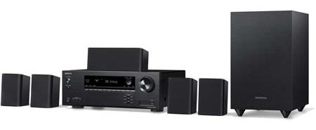 Onkyo 5.1-Channel Home Theater System for $319 + free shipping