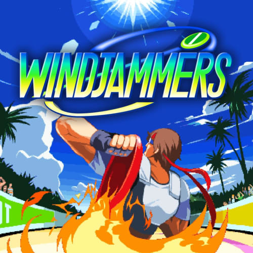 Windjammers for PS4 for $6