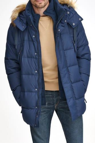 Nordstrom Rack Holiday Sneak Peak: Men's Outwear from $20 + free shipping w/ $100