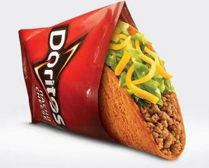 Doritos Locos Tacos at Taco Bell for free + pickup