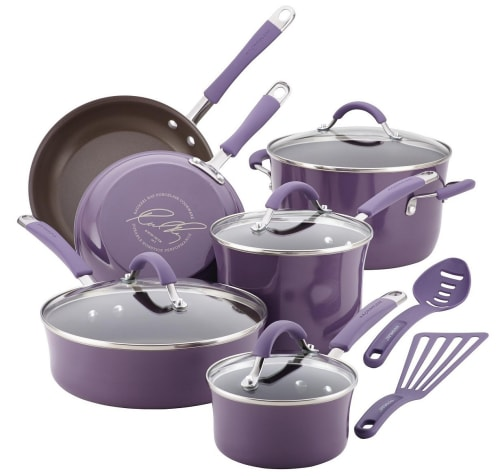 Cookware Essentials at Macy's: 30% to 70% off + free shipping w/ $25