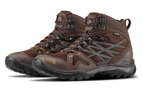 The North Face Men's Hedgehog Fastpack Mid Gore-Tex Boots for $65 + free shipping