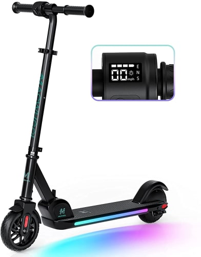 Macwheel E9 Pro Kids Electric Scooter for $110 + free shipping