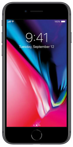 Refurb Unlocked Apple iPhone 8 64GB GSM Smartphone for $220 + free shipping