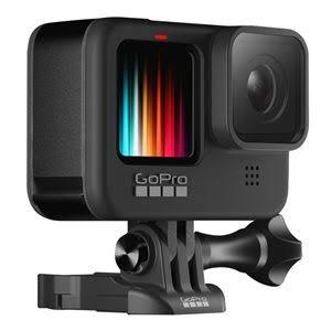 GoPro HERO9 20MP Action Camera w/ 1-Yr. Subscription & 32GB Card for $350 + free shipping