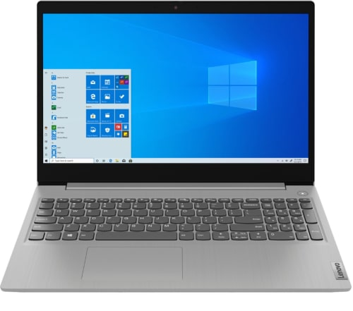 "Lenovo Ideapad 3 10th-Gen. Ice Lake 15.6"" Laptop for $300 + free shipping"